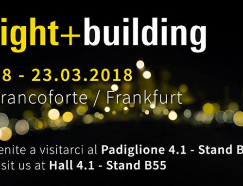 Light + Building Fair 2018