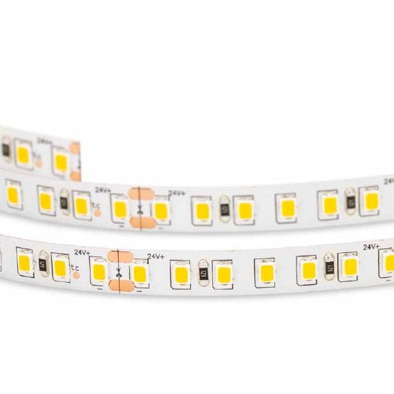 2835 STRIP LED 140 LED/m 9,6W/m 5m EFFY PLUS