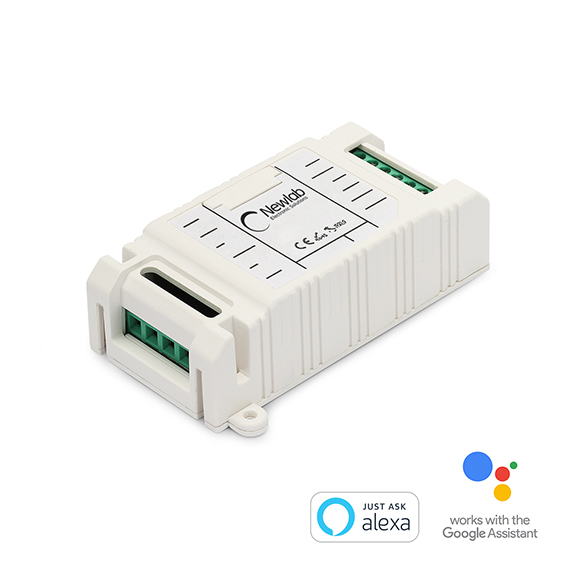 L526MA04T2A01 – DUAL WIFI CONTROLLABLE SSR RELAYS