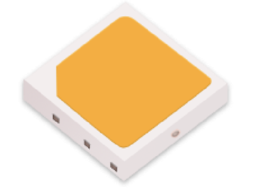 Nuovi LED Salud a media potenza.