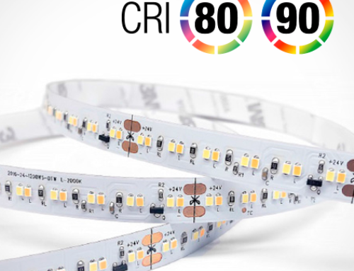 NUOVE STRIP LED WARM TO DIM